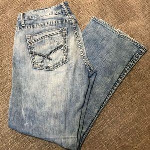 BKE Jake Bootleg Jeans
